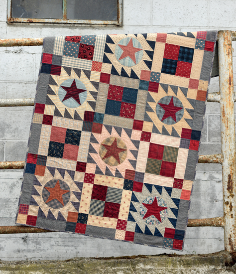 Civil War Quilting Patterns Country Threads Giveaway