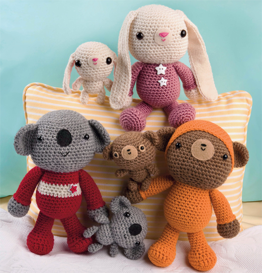 From Amigurumi Two