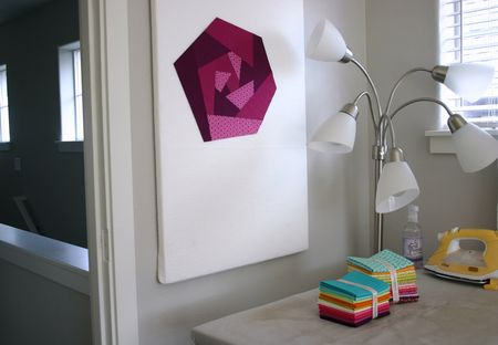 9 quilt design-wall ideas - Stitch This! The Martingale Blog : portable quilt design wall - Adamdwight.com