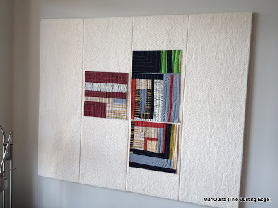 Quilt design wall from The Quilting Edge