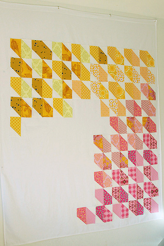 Quilt design wall from You Had Me at Bonjour