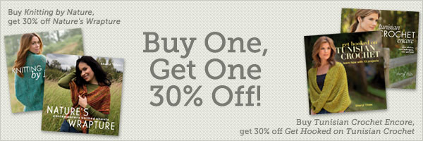 Buy One, Get One 30% off!
