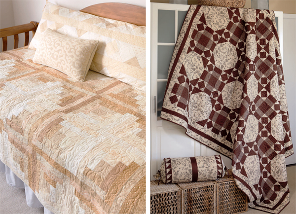 Quilts from Spotlight on Neutrals 1