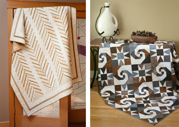 Quilts from Spotlight on Neutrals 3