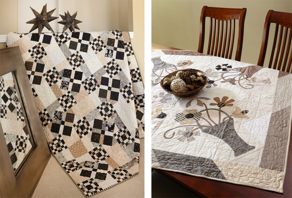 Quilts from Spotlight on Neutrals 4