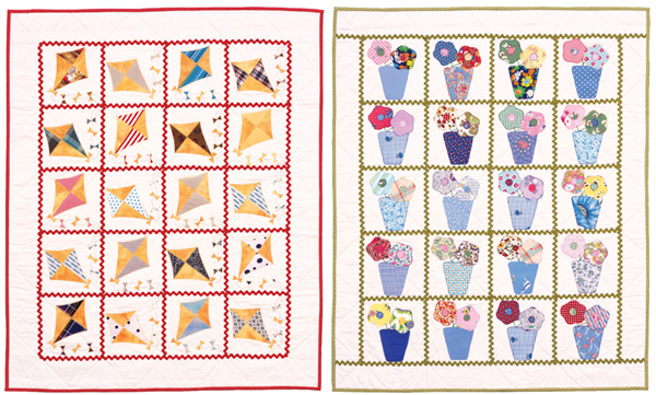 Quilts for Boys, Quilts for Girls 2