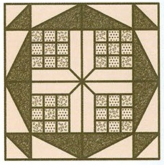 1930s block pattern from Quilt Revival