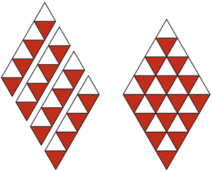 Equilateral triangles 3