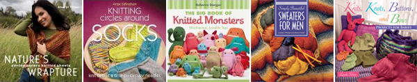 Knitting eBooks--$9.99 or less