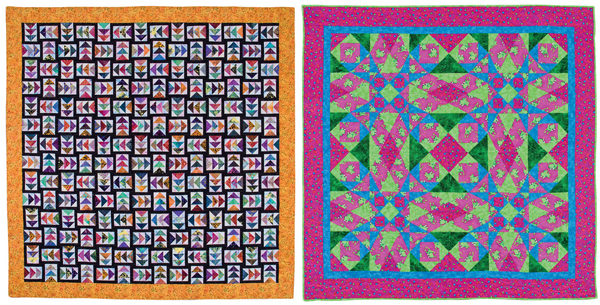 Projects from More Traditional Quilts Made Easy