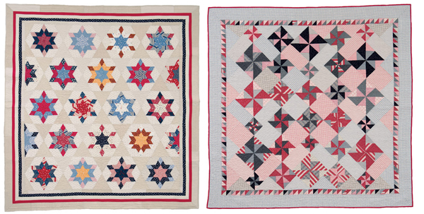 Projects from Quilts for All Seasons