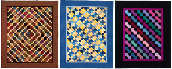 Projects from Simple Strategies for Scrap Quilts