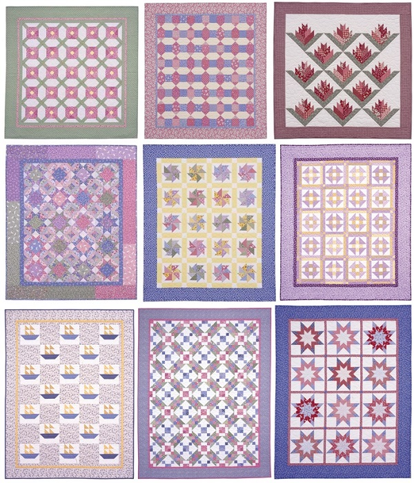 Quilts from Quilt Revival