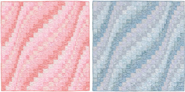 Bargello for Baby quilts