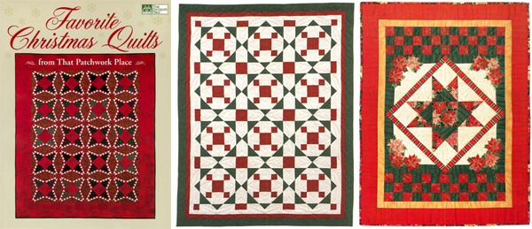Favorite Christmas Quilts from That Patchwork Place