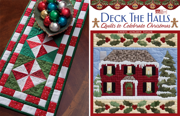 Free Christmas pattern from Deck the Halls