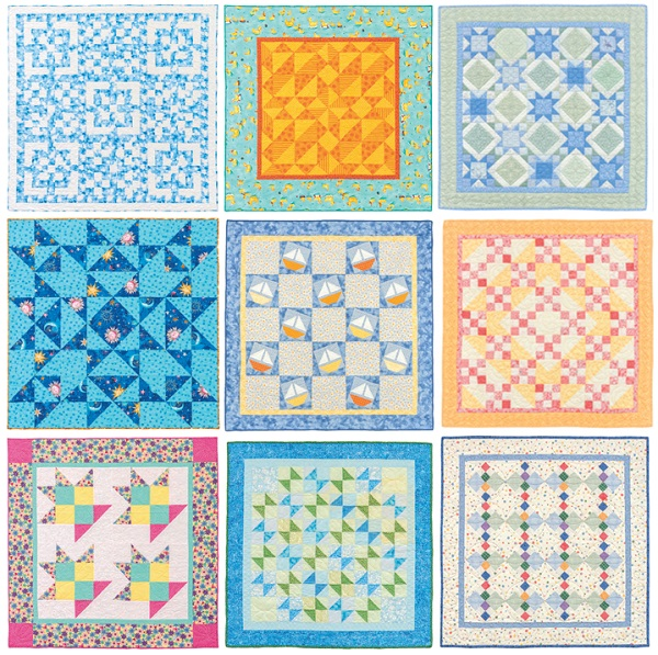Bust your stash with baby quilts - Stitch This! The Martingale Blog : how big are baby quilts - Adamdwight.com