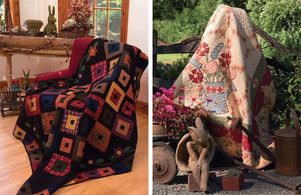 Projects from Favorite Quilts from Anka's Treasures