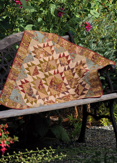 Nice Day small quilt