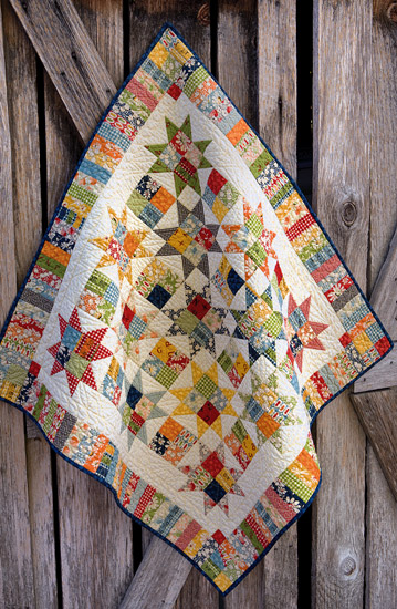 Plan C small quilt