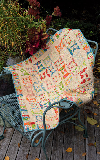 Short Story small quilt