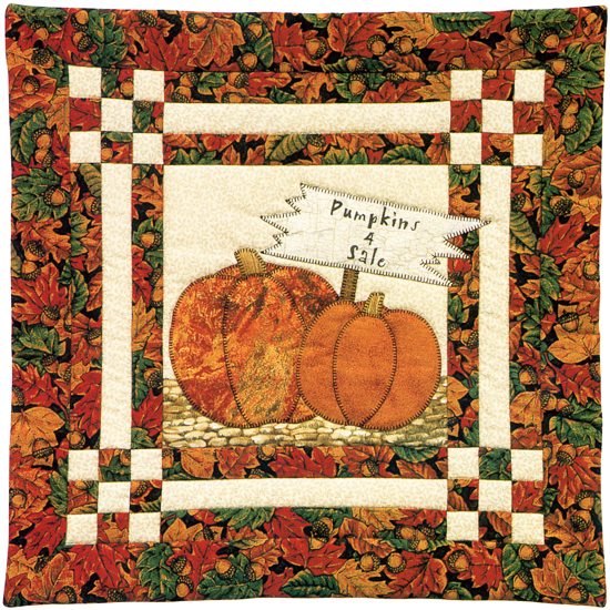 Pumpkins for Sale Pillow Sham