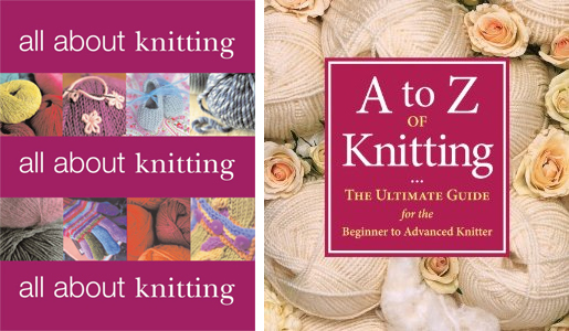 All about Knitting and A to Z of Knitting