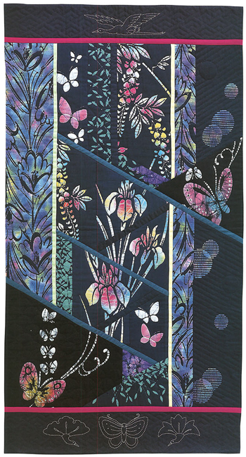 Batik Garden by Kitty Pippen