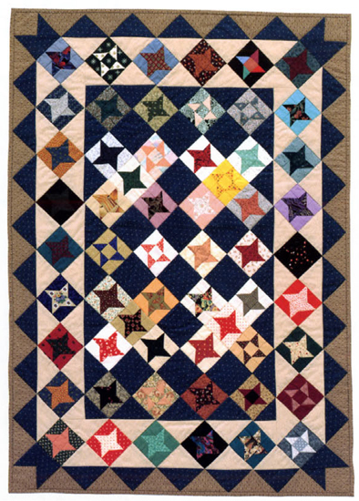 Friendly Stars by Paulette Peters and friends