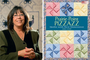 Prairie-Point Pizzazz by Karen Sievert