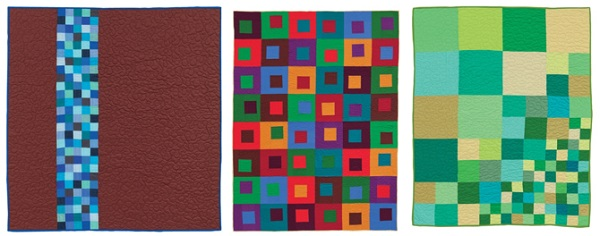Quilts for Little Men from Solids Stripes Circles and Squares 2