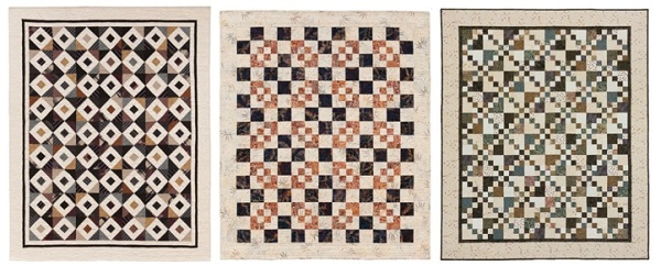 Quilts for men from The Big Book of Patchwork 1