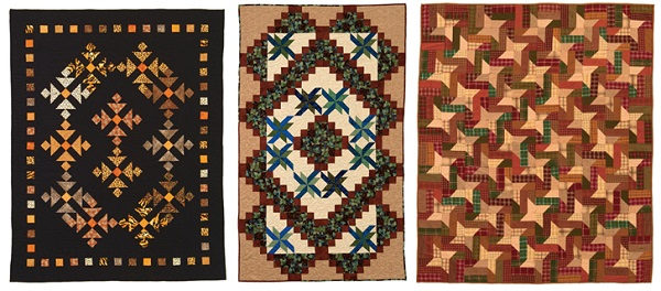 Quilts for men that start with strips 1