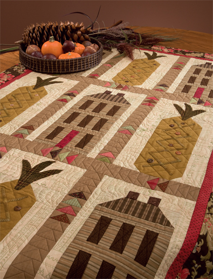 A Warm Welcome quilt