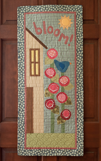 Bloom Door Banner