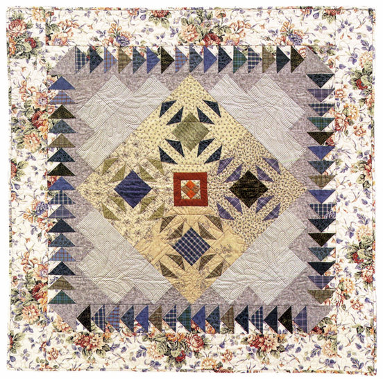 Mollie's Choice quilt
