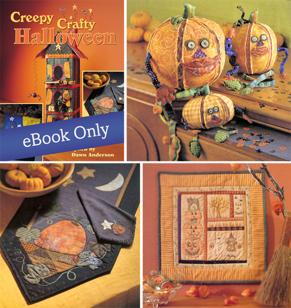 Creepy Crafty Halloween