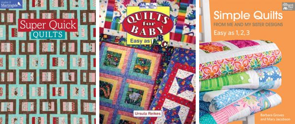 Patterns for charity quilts