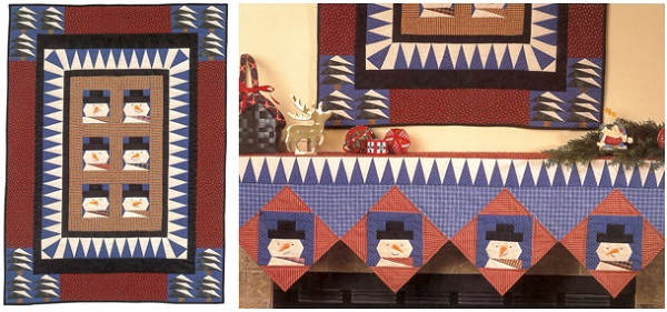 Quilts for Mantels and More 2