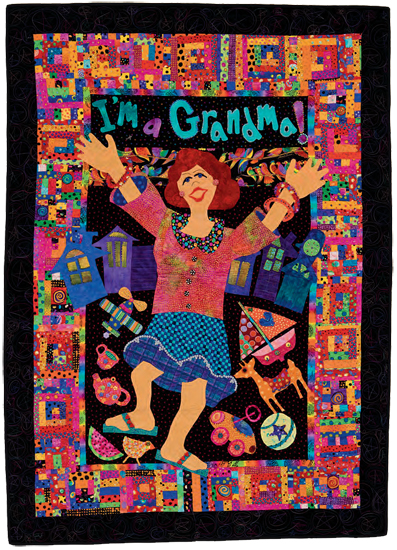 I'm a Grandma by Mary Lou Weidman