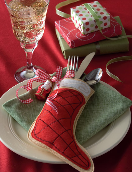 Sugar Cookie Stocking
