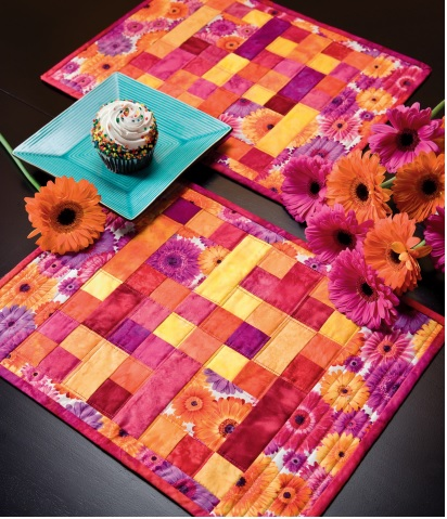 Place mats from Double Take