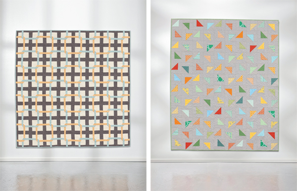 Quilts from Modern Quilts from the Blogging Universe