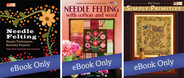 Books about how to needle felt