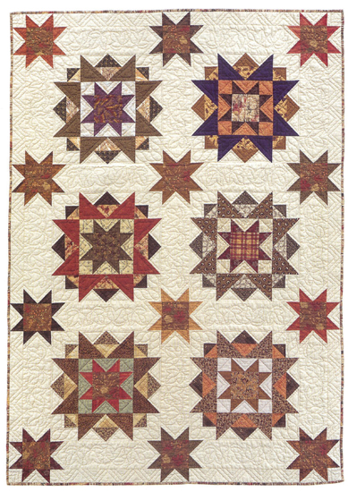 Bard of Avon quilt