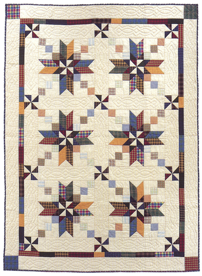 Blackford's Beauty quilt - alternate design