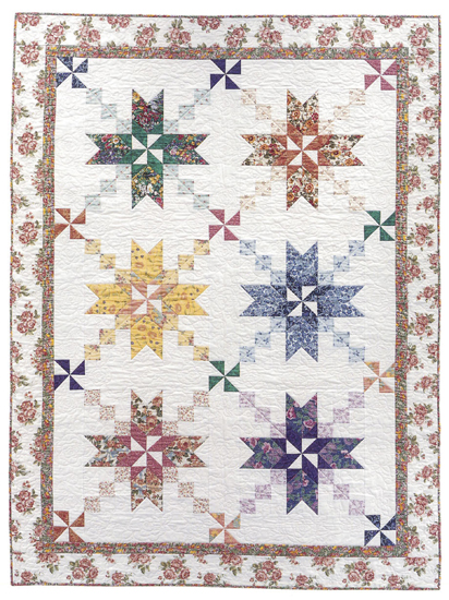 Blackford's Beauty quilt