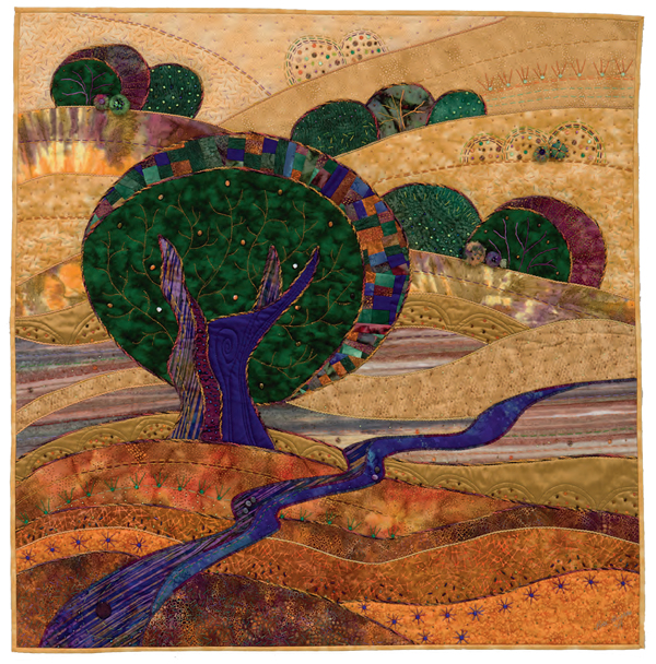 Quilt from Dream Landscapes