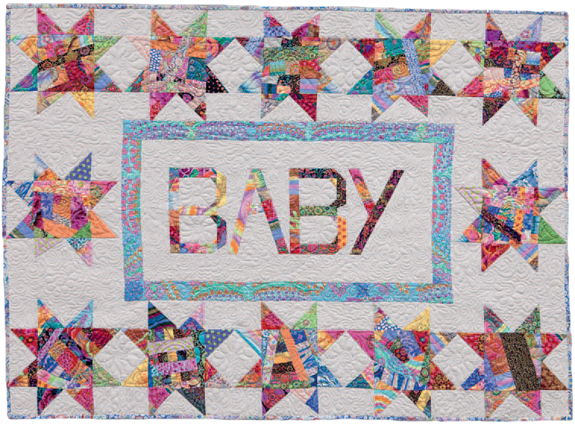 From the gallery: Baby Sweet quilt