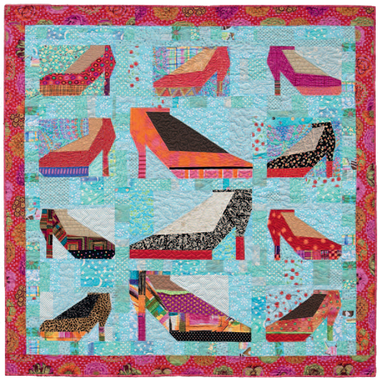 From the gallery: Steppin' Out quilt
